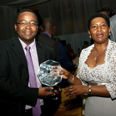 Lilian Keene Female Human Rights Lawyer Of The Year 2014 Award